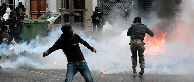 Les affrontements de samedi à Bastia