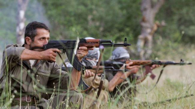 Combattants du PKK (archive)