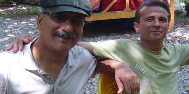 Shapour Ehsani-Rad et Jafar Azimzadeh