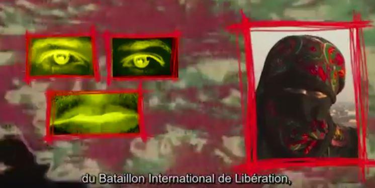Militariser la Solidarité, Entretien avec le Bataillon International de Libération