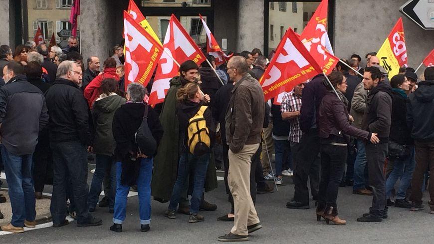 Le rassemblement solidaire à Tulle