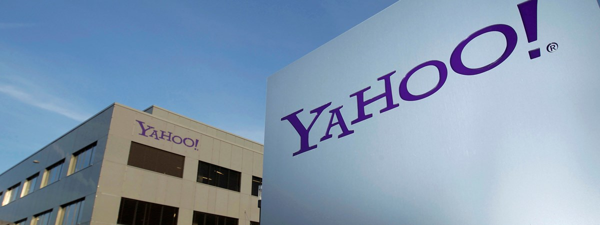 Le siège de Yahoo!