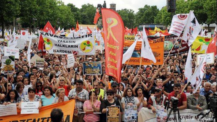 La manifestation de Cologne
