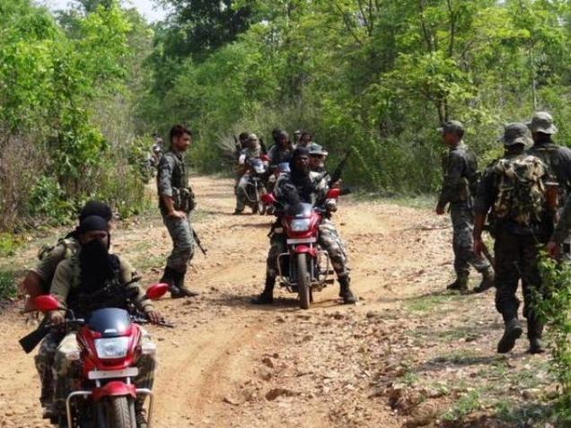 Opération anti-maoïste (image d'archive)