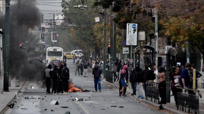 Ce lundi à Athènes