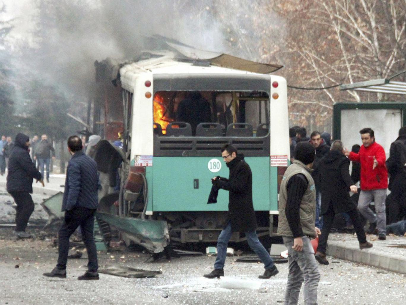 14 militaires tués à Kayseri