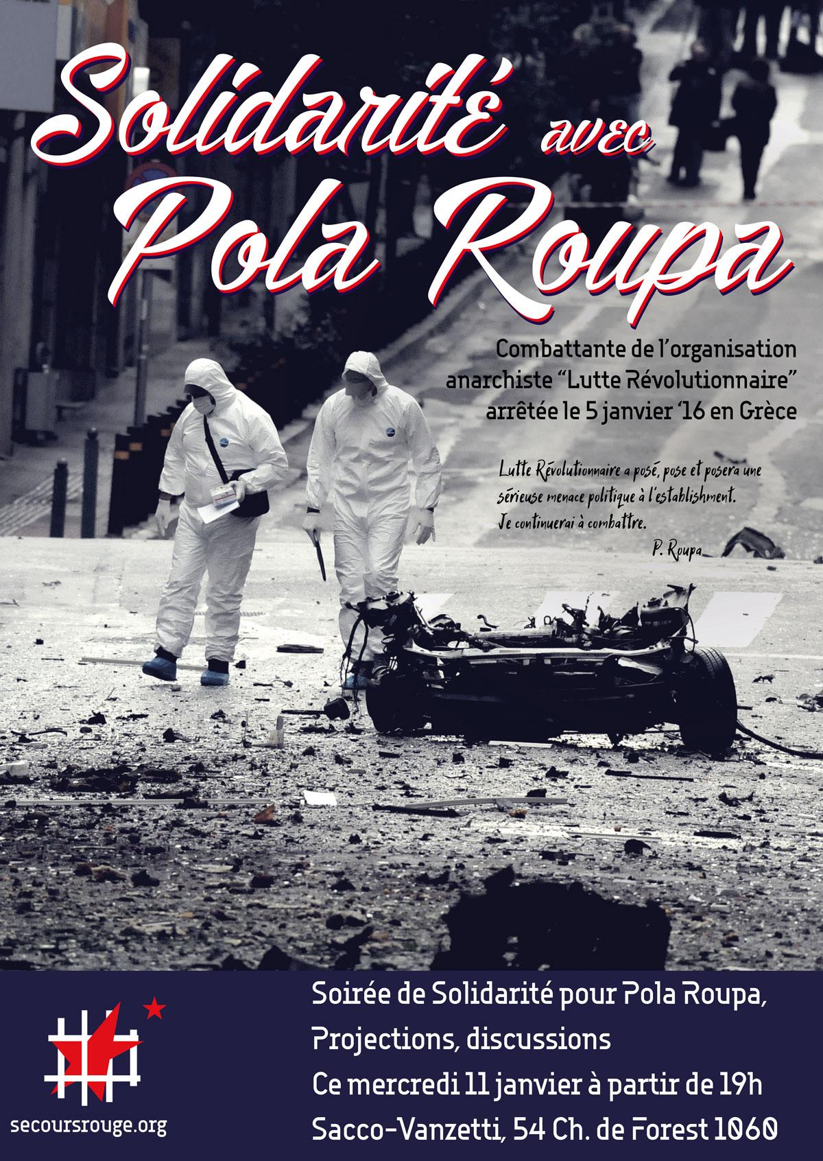 Solidarité avec Pola Roupa