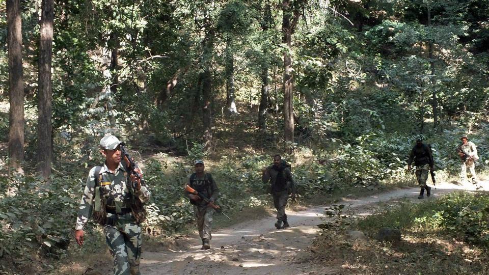 Opération anti-maoïste de la CRPF