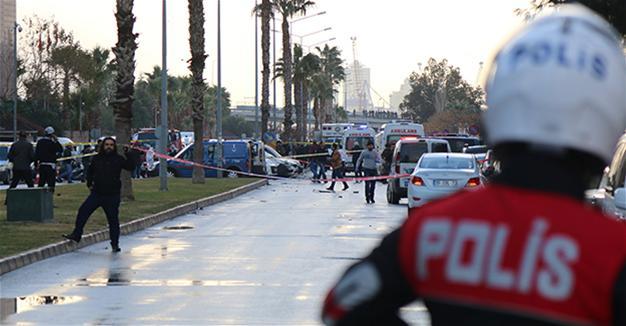 Après l'attaque à Izmir