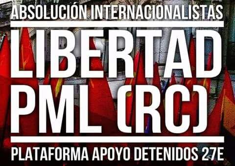 Liberté pour les internationalistes