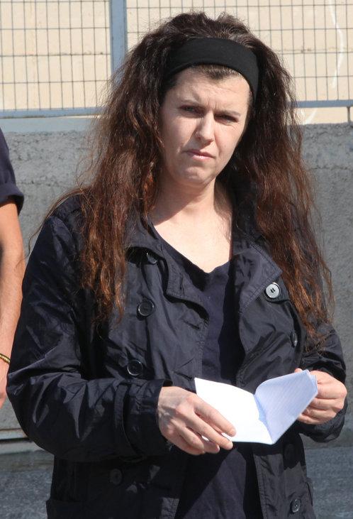 Pola Roupa, membre de l'organisation Lutte Révolutionnaire