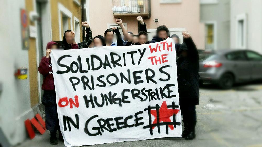Solidarité à Zurich