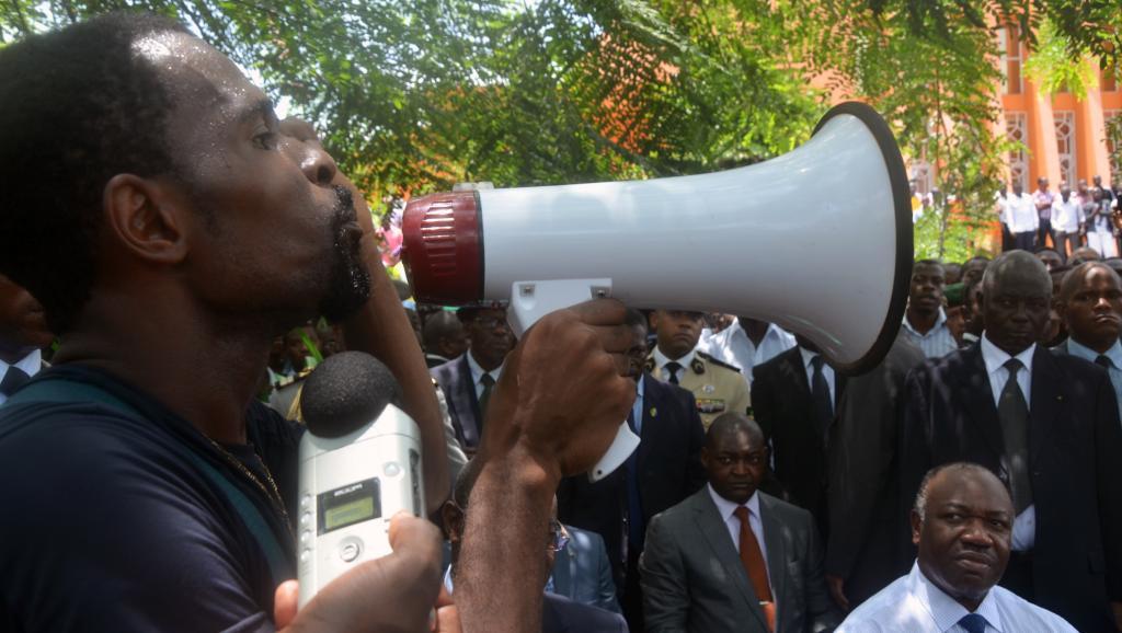 La grève des enseignants au Gabon
