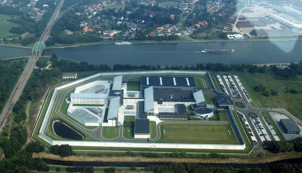 La prison de Hasselt