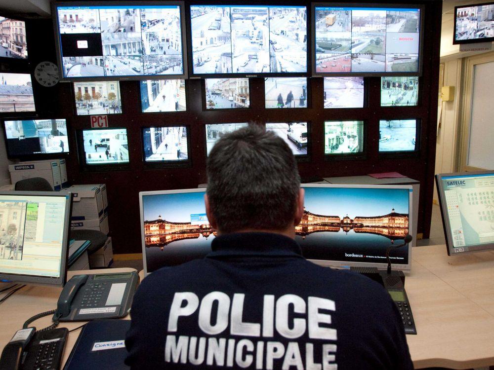Le PC du système à Toulouse