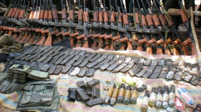 Saisie maoïste à Sukma