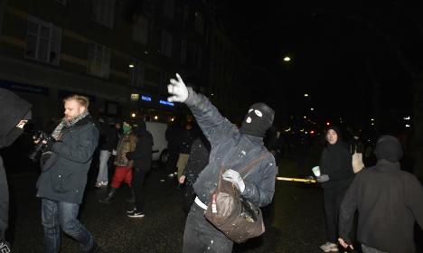 Affrontements mercredi à Copenhague