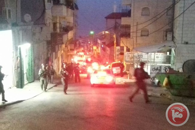 Raid israélien lundi à Jérusalem Est