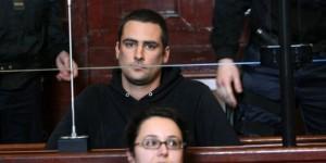Damien Camelio à son premier procès