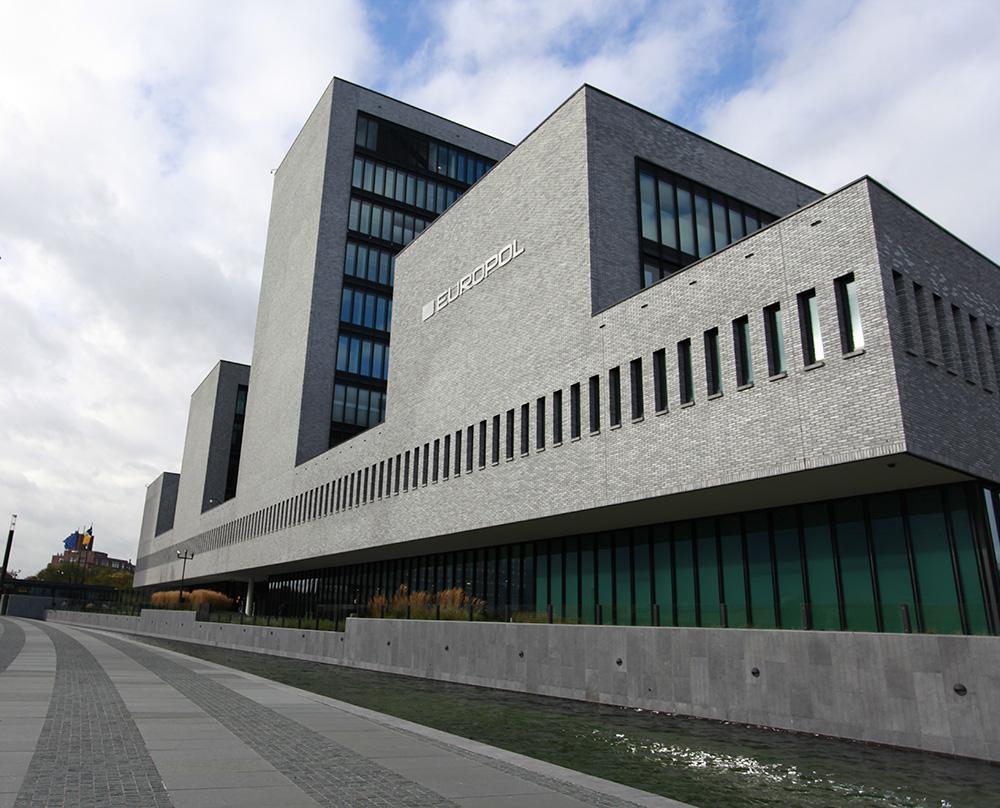 Le siège d'Europol, à La Haye
