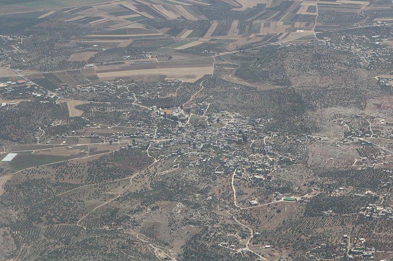 Rummanah, près de Jénine