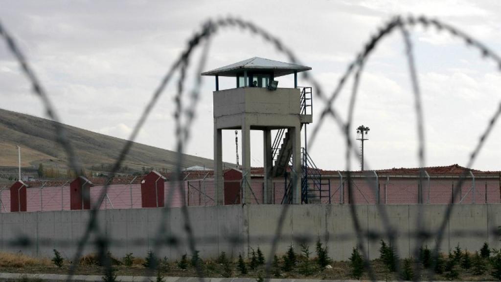 La prison de Sincan, dans la périphérie d'Ankara
