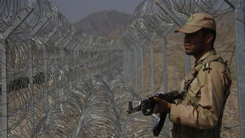 Garde-frontière iranien