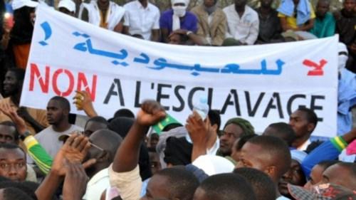 Manifestation en Mauritanie