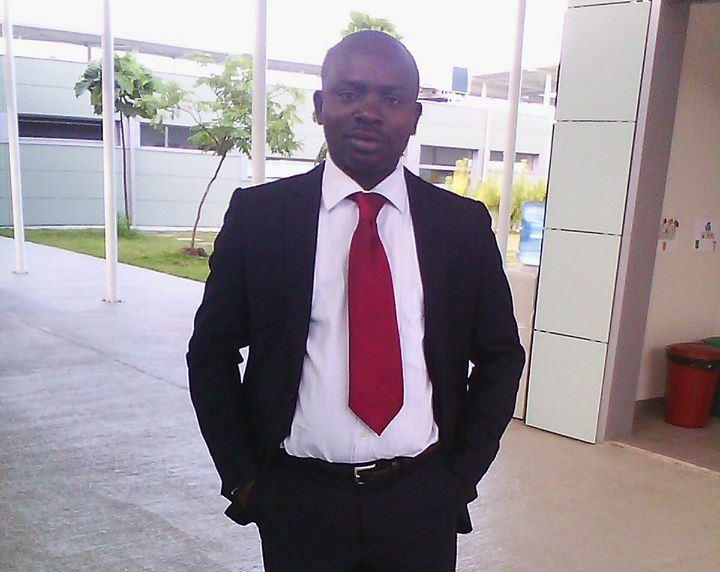 Cyprien Moungouli
