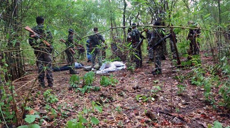 Forces de sécurité dans le Kerala
