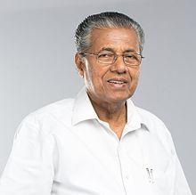 Pinarayi Vijayan