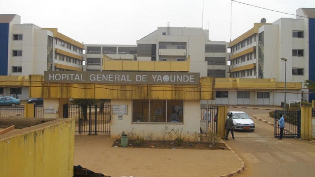 L'hôpital général de Yaounde, touché par la grève