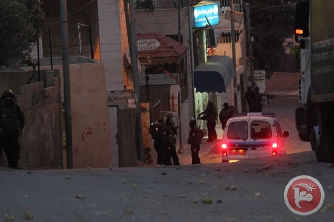 Le raid israélien à al-Duheisha