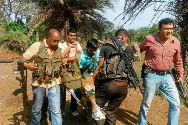 Maoïste abattu