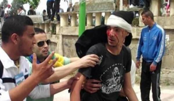 La répression de ce mercredi en Kabylie