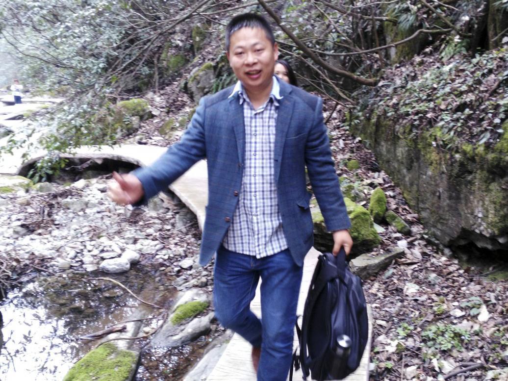 Li Zhao, enquêteur de l'ONG CLW détenu par la police