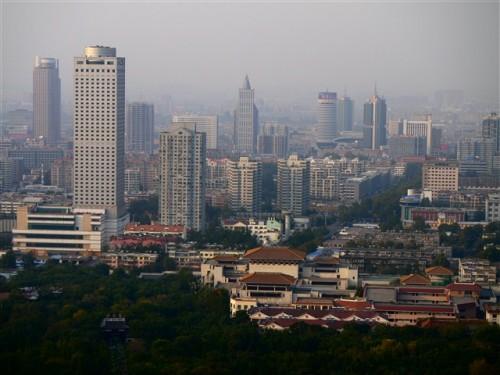 Jinan, la capitale de la province de Shandong