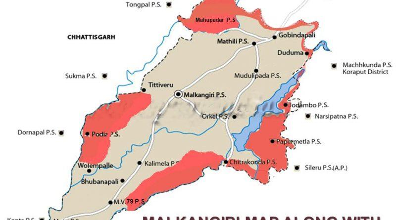 District de Malkangiri (Odisha)