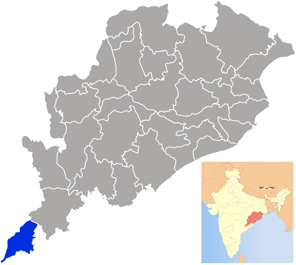 District de Malkangiri