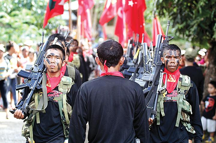 Combattants de la NPA