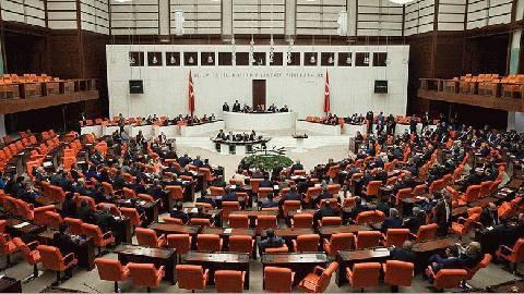 Le parlement turc