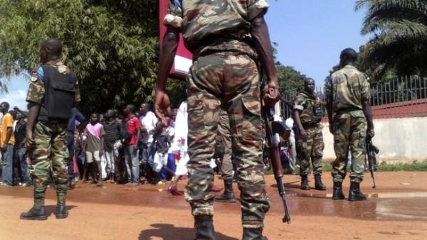 Répression au Tchad