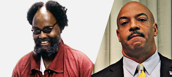 Mumia Abu Jamal / Seth Williams