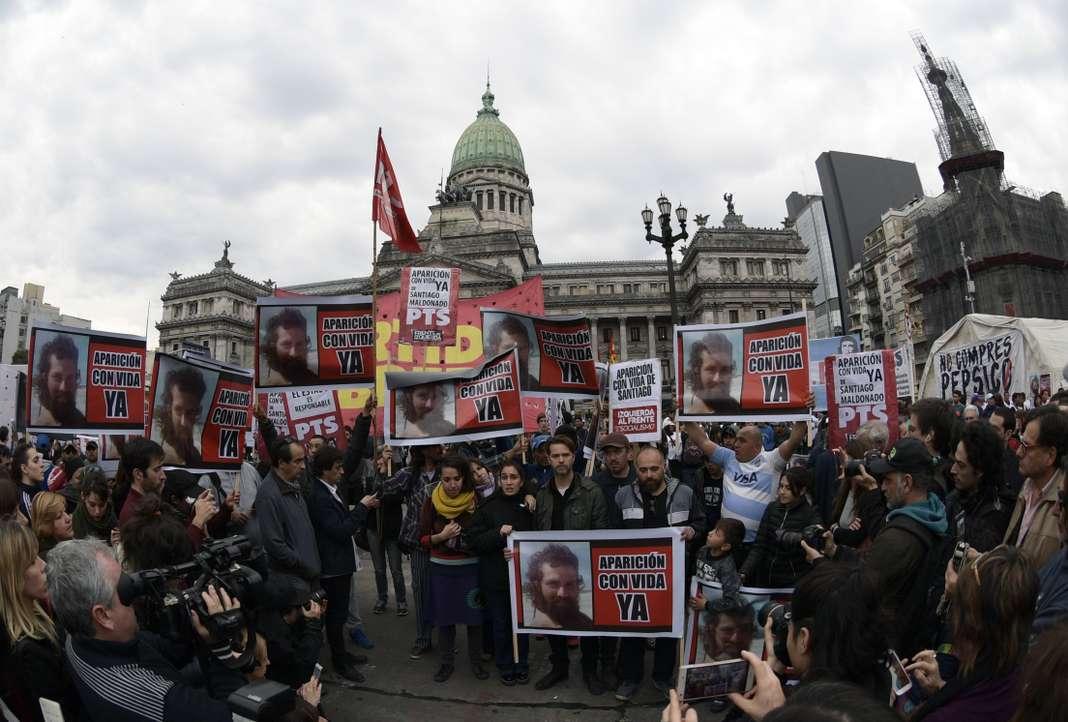 Manifestation à Buenos Aires le 7 août pour la