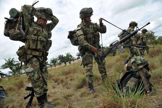 Des renforts militaires ont été déployés sur la zone