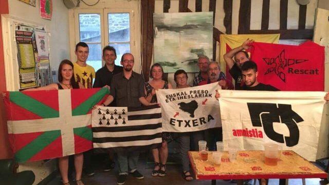 une soirée de solidarité avec les prisonnières politiques basque et catalane