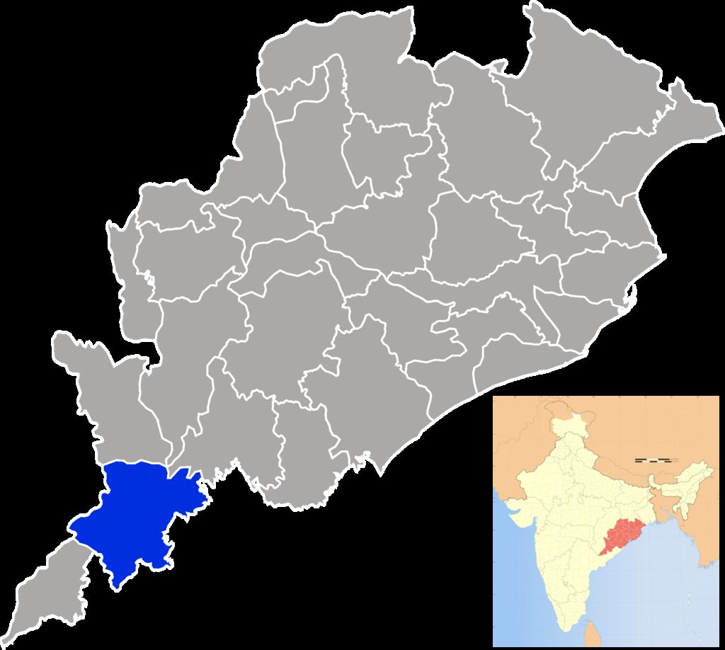 District du Koraput