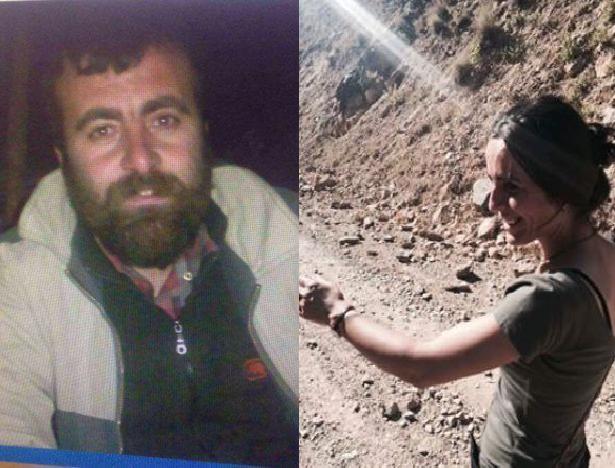 Deux des trois martyrs MKP