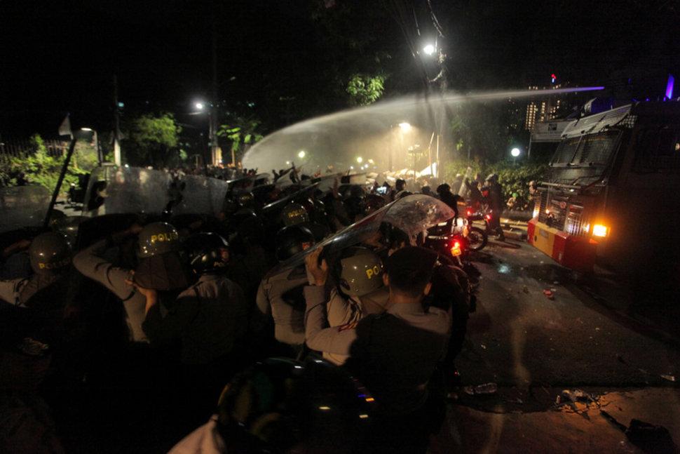 Les incidents de Jakarta