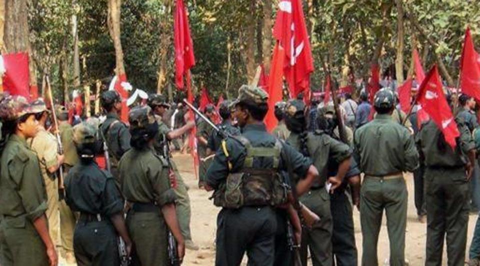 Rassemblement maoïste dans le Chhattisgarh